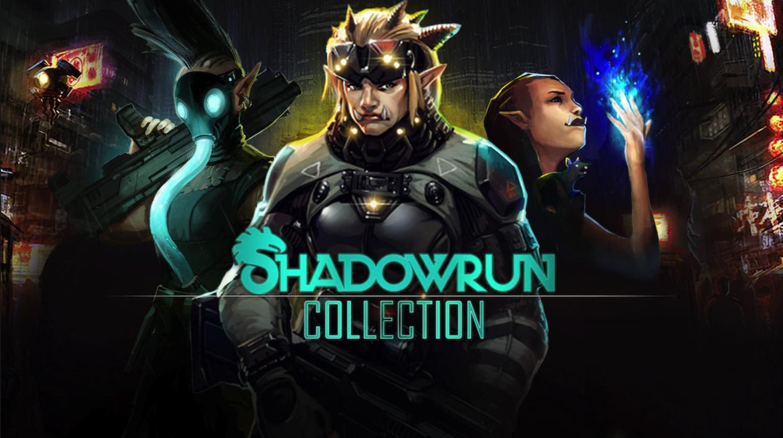 Juego GRATIS en Epic Games: Shadowrun Collection