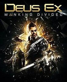 Deus Ex: Mankind Divided (Steam)