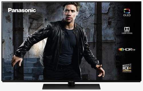 "TV OLED Panasonic 55"" GZ950E - 4K UHD, HCX Pro, HDR10+, Dolby Vision/Atmos, Smart TV"
