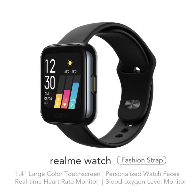 Reloj inteligente Realme (editado Amazon)