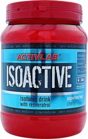 ZUMUB ACTIVLAB: ISOACTIVE ¡Bebida isotónica con extracto de ginseng!