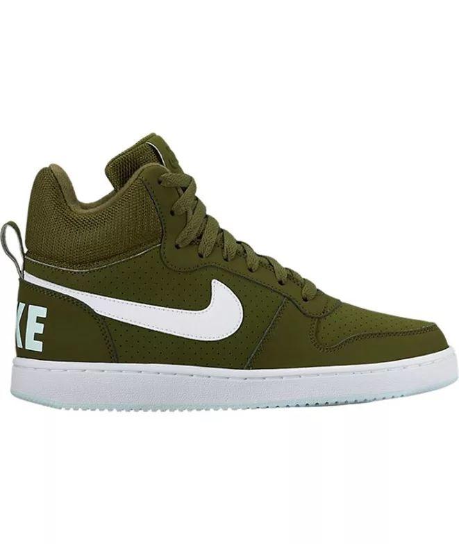Zapatillas Nike Court Borough MID . Tallas de la 37 a la 40. Pasando por los medios números. Envío gratis a partir de 50€
