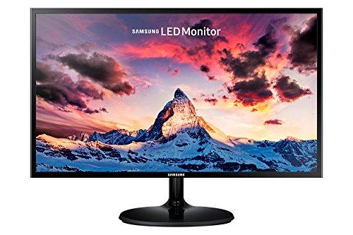 "Samsung S24F352 - Monitor de 24"" (Full HD, 4 ms, 60 Hz, LED, 16:9, 1000:1, 250 cd/m², 178°, HDMI, Base Redonda)"