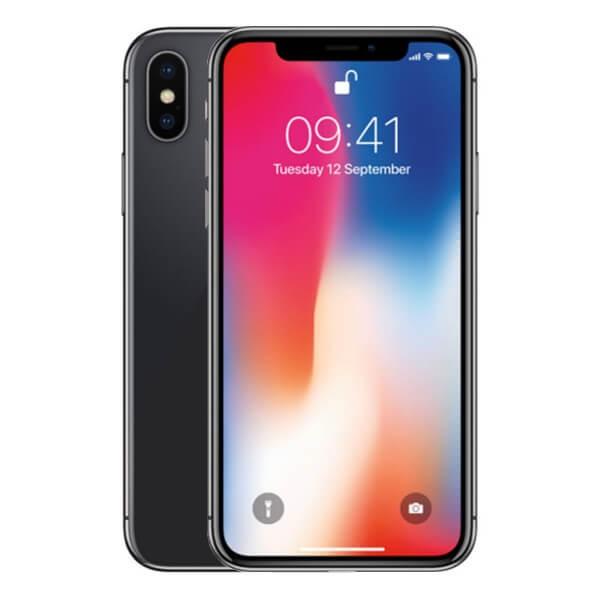Apple iPhone X 256 GB Gris Liquidación