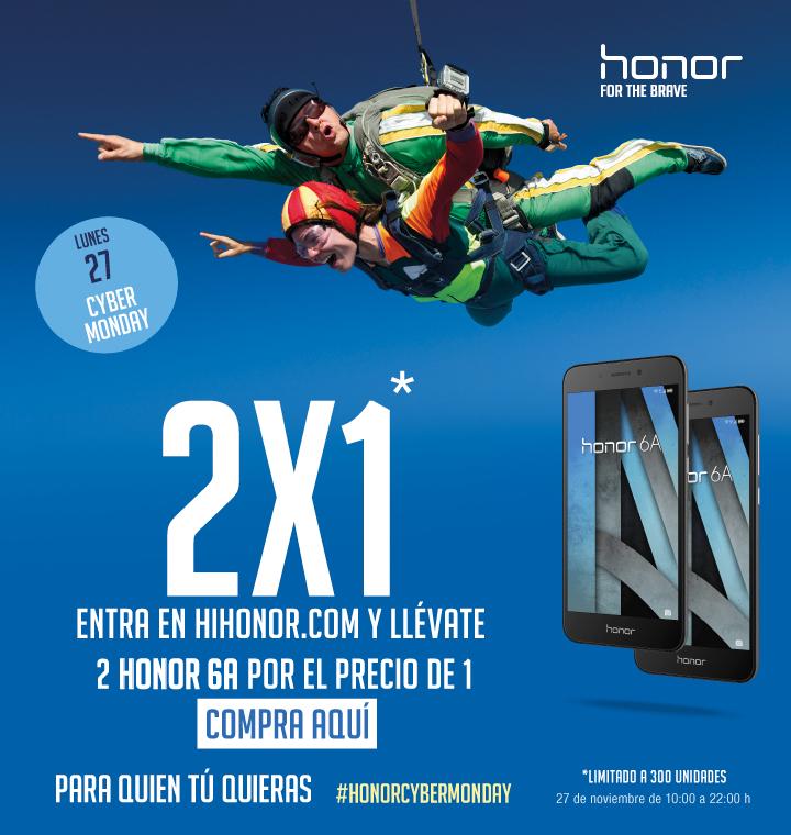 2x1 Huawei Honor 6a