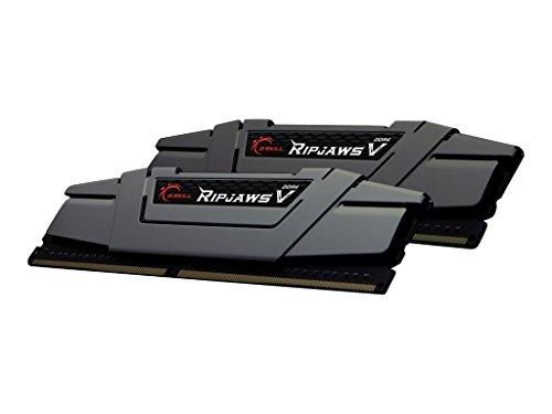 DDR4 Gskill RipjawsV 16 GB (2x8Go) en 3200Mhz CL16