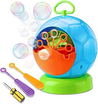 Máquina de Burbujas portatil