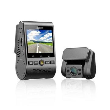 Cámara dual DVR con GPS y con wifi