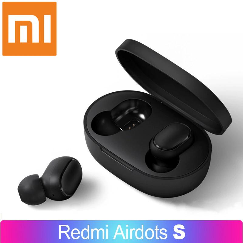 Xiaomi Redmi AirDots S-auriculares TWS, inalámbricos por Bluetooth 5,0,