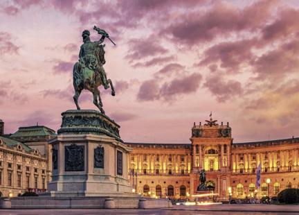 Vuelos a Viena desde 20€ ida y vuelta