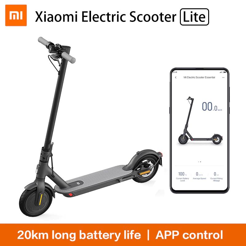 Xiaomi Mi Scooter Lite(desde Europa)