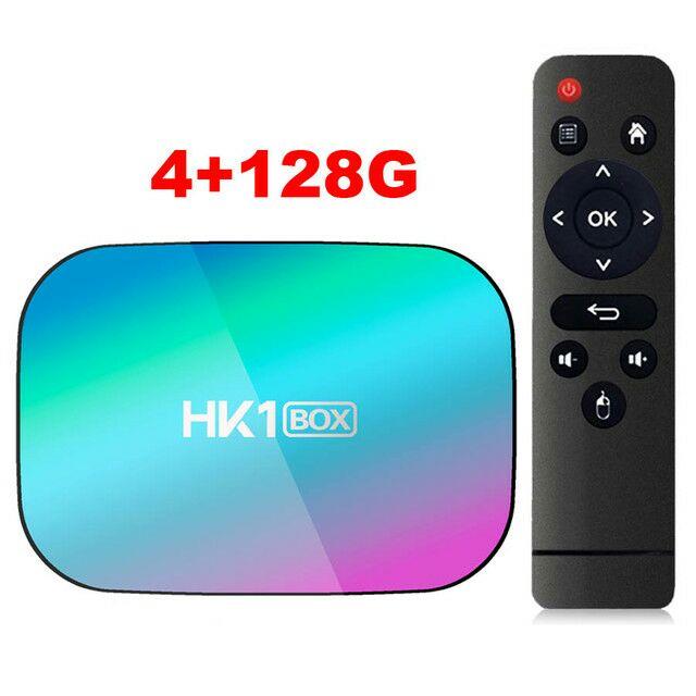 HK1BOX 4GB 128GB Amlogic S905X3 - ENVÍO DESDE ESPAÑA