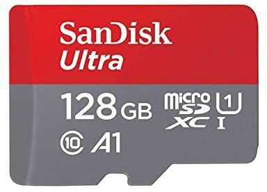 MicroSD Sandisk Ultra 128gb