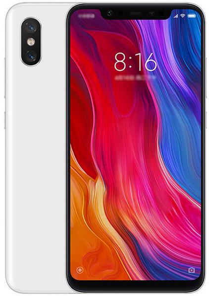 """Xiaomi Mi 8 6/256GB 6,21"""" (Color Blanco)"""