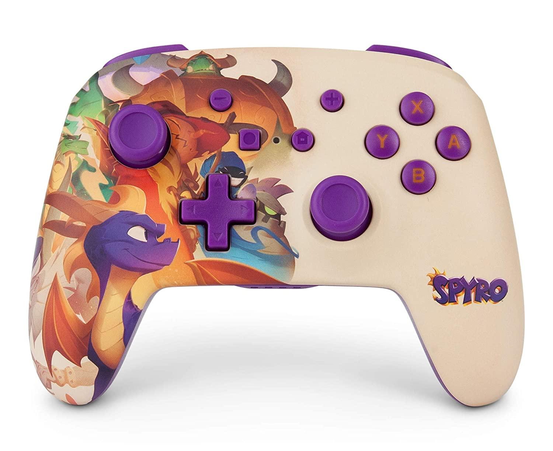 Mando inalámbrico Spyro (Nintendo Switch, AlCampo Sant Quirze)