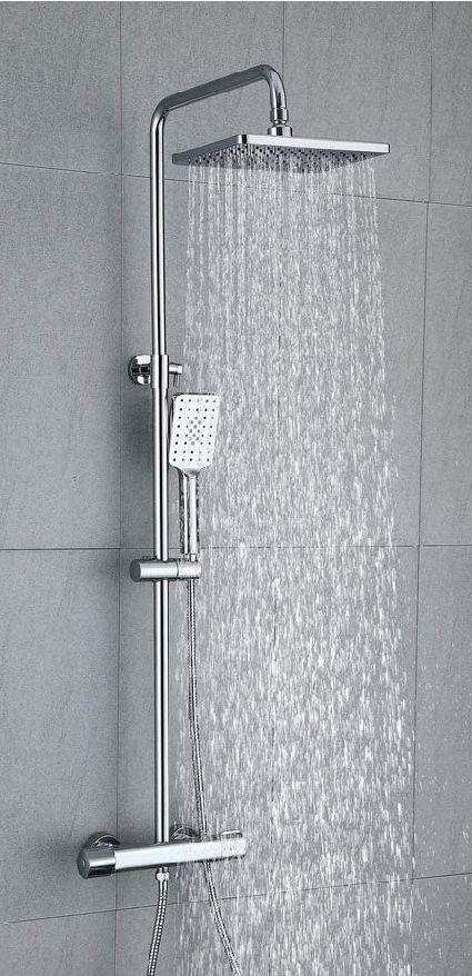 Columna de ducha Termostática *Mínimo*