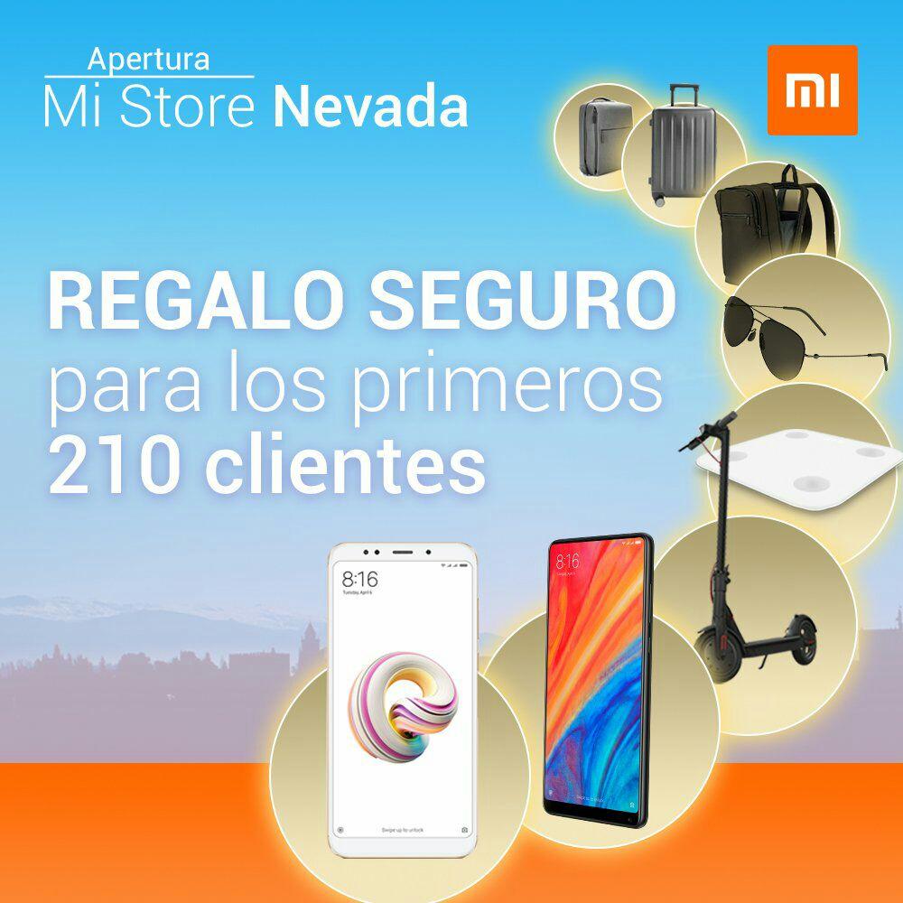 Gran apertura de Xiaomi en Granada