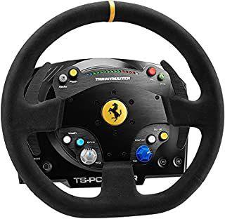 Thrustmaster - Volante TS-PC Racer Ferrari 488 Challenge Edition (PC)