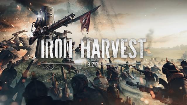 [PC] PreComprar Iron Harvest Standard Edition o Deluxe y obtener Sudden Strike 4 gratis por 12.94€ con Paypal (VPN gog)