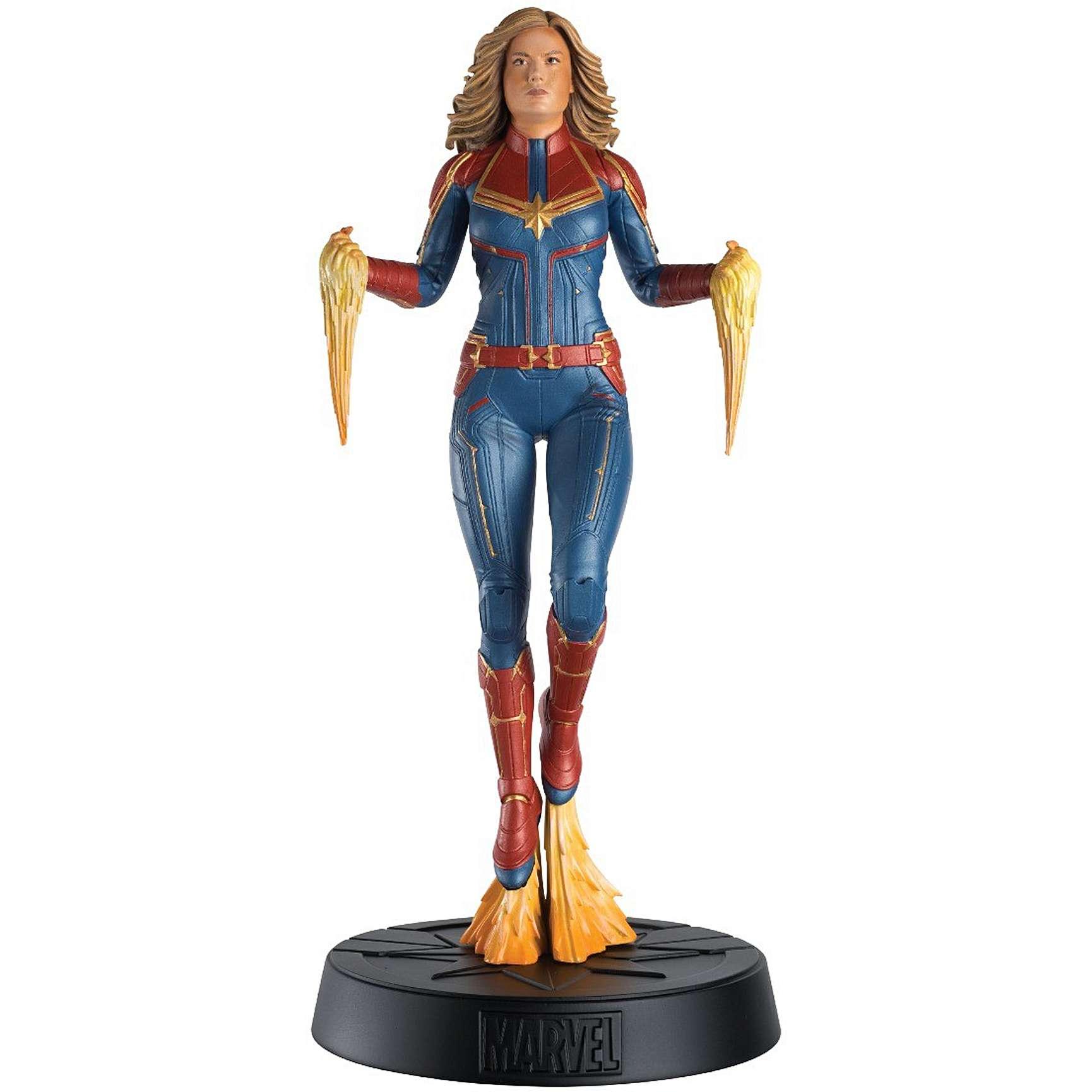Figura de Capitana Marvel de 35 cm