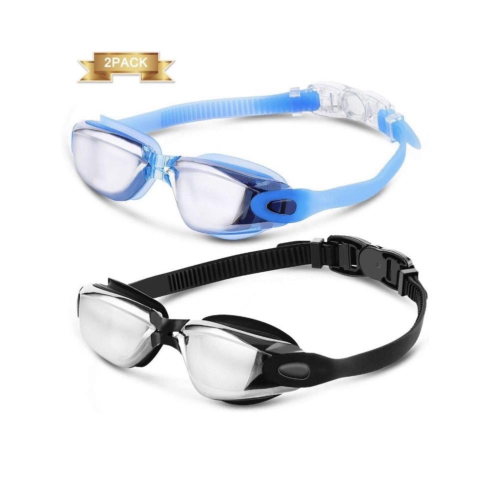 Pack x2 Gafas Natación   -55% Descuento