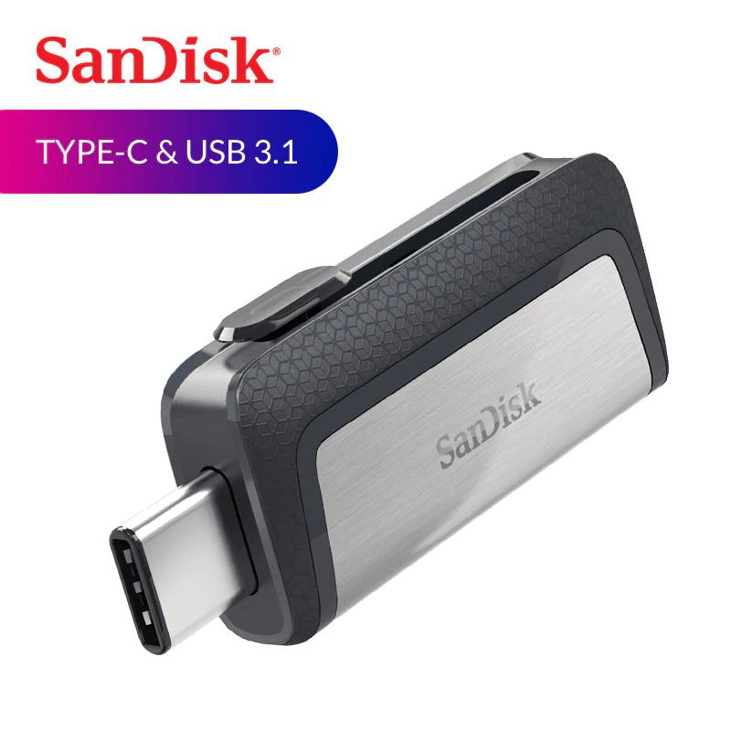 Memoria Flash USB 256 GB USB C Y USB 3.1