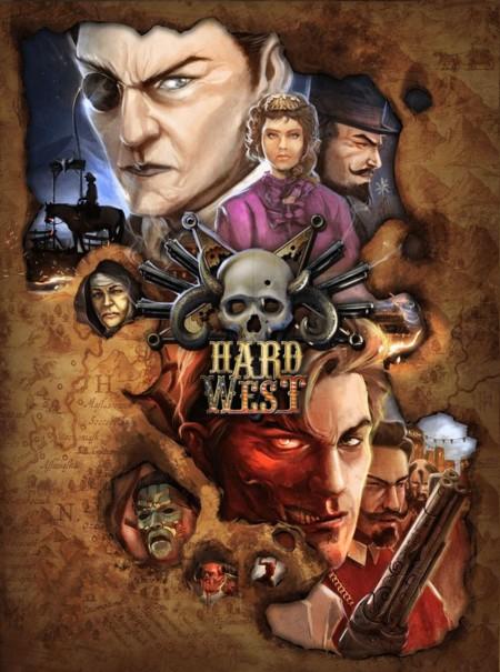 Hard West para Steam