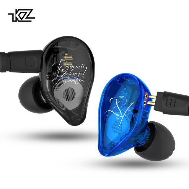 KZ ED16 / ZS7 triple driver 1dd+2ba con crisis de identidad