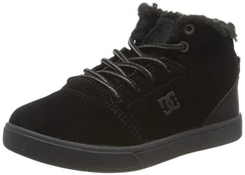 DC Shoes (DCSHI) Crisis WNT-High-Top Shoes For Boys, Botas Slouch para Niños . Varias tallas