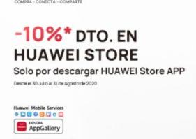 10% en HUAWEI store