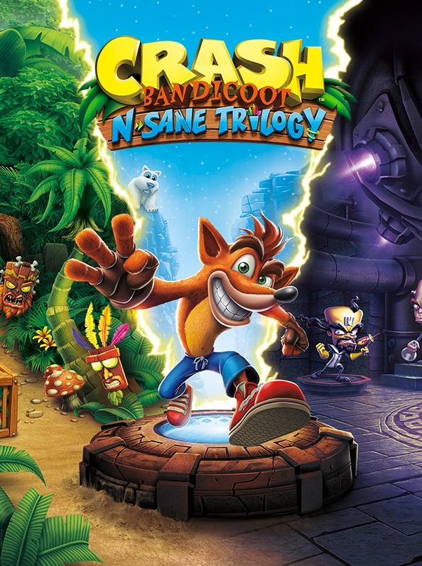 Crash Bandicoot™ N. Sane Trilogy (STEAM)
