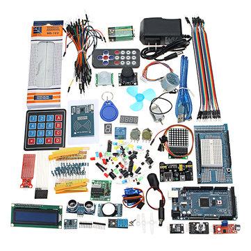 Geekcreit Mega 2560 kits de inicio para Arduino Mega2560 UNOR3 Nano: productos que funcionan con placas oficiales Arduino