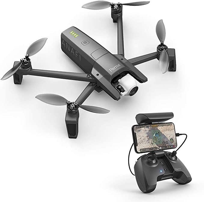 Parrot Anafi - Dron cuadricóptero reacondicionado