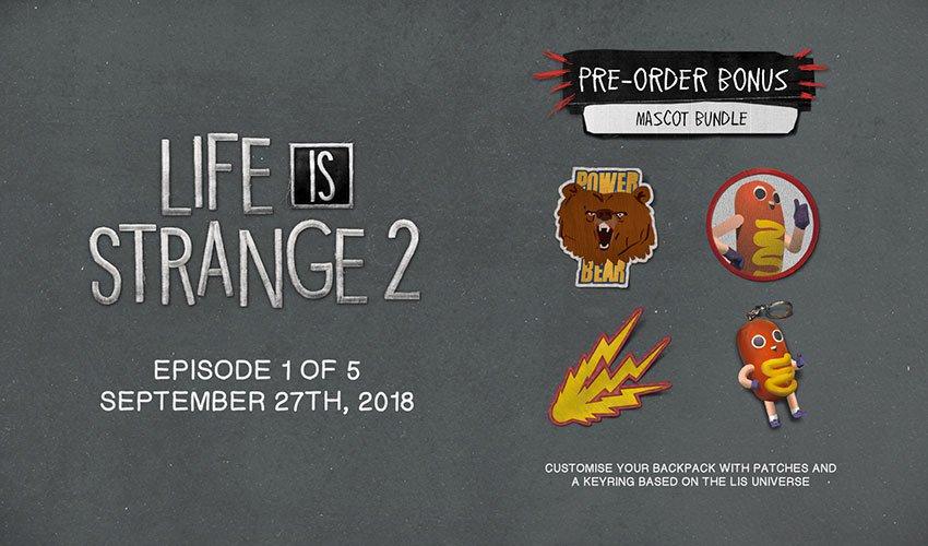 Life is Strange 2 - Complete Season (Steam key) (Greenmangaming)