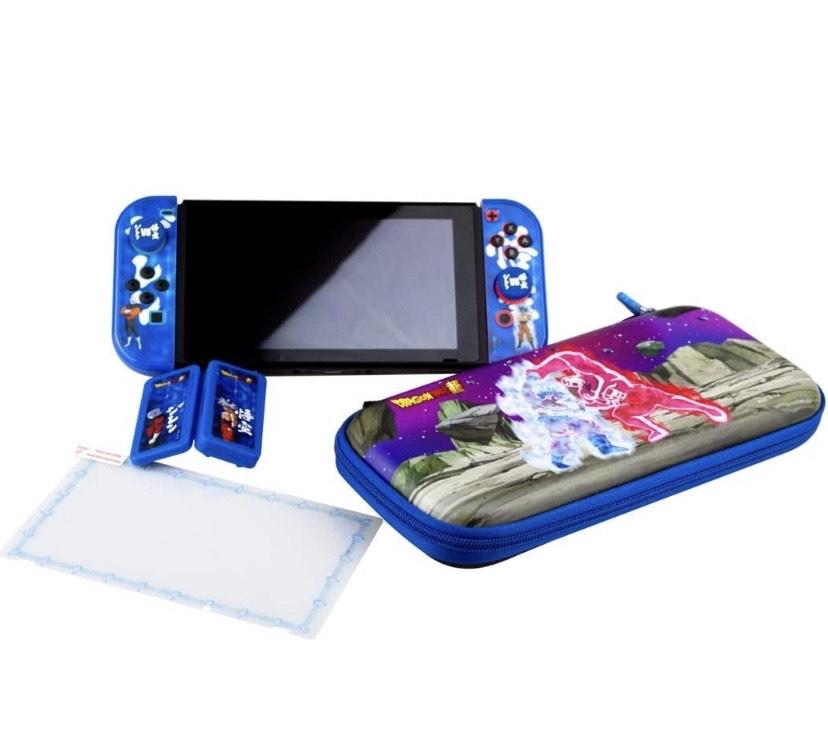 Dragon Ball -pack Nintendo Switch]