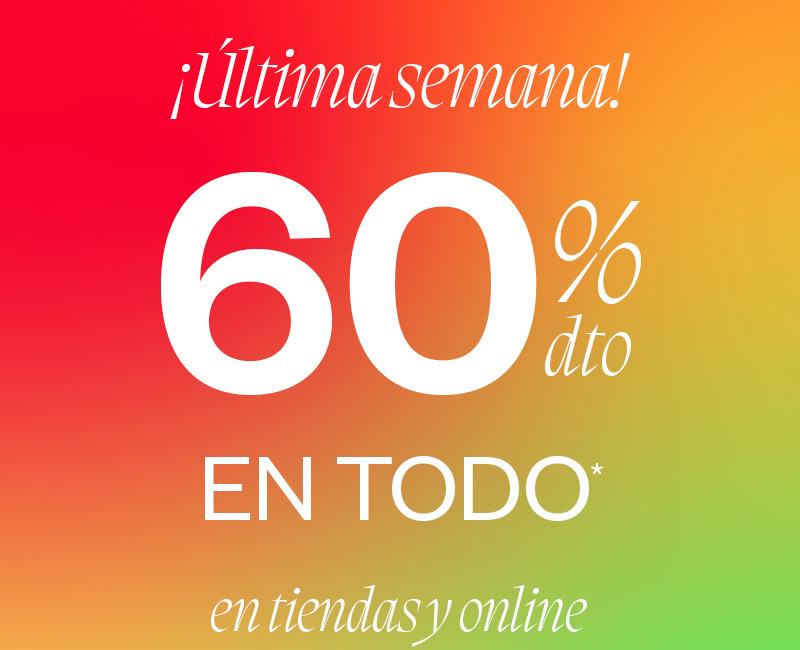 PEPE JEANS REBAJAS 60% EN TODO