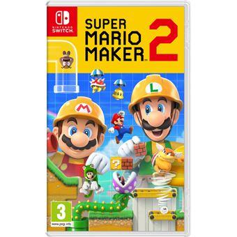 Mario Maker 2 - Nintendo Switch [Con Socio]