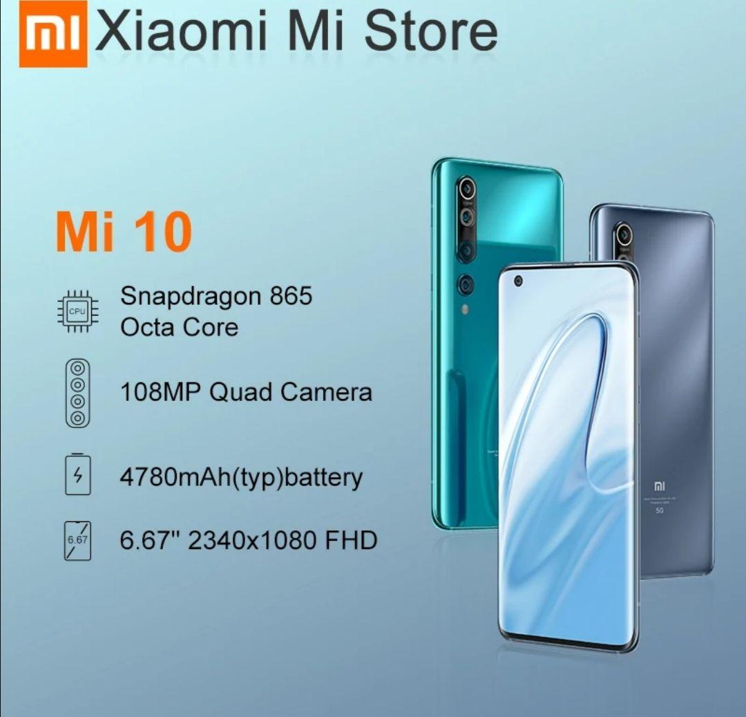 Xiaomi Mi10 8GB/128GB