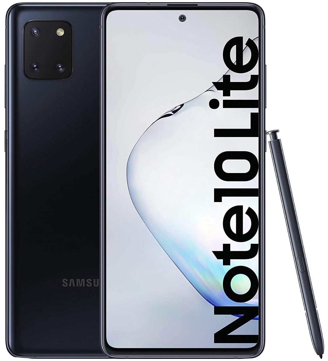 Samsung Galaxy Note 10 Lite (Precio al tramitar)