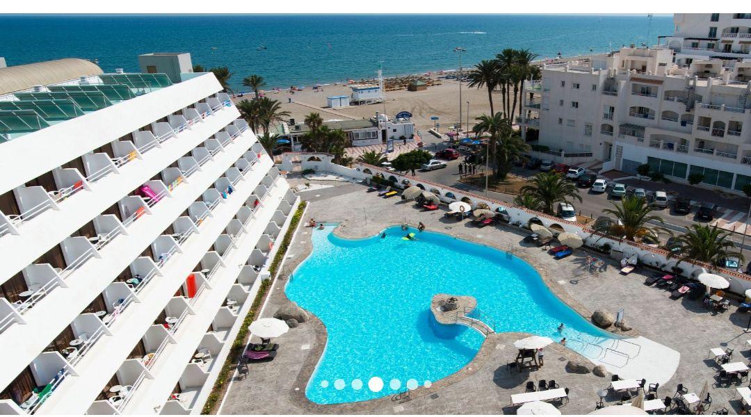 Roquetas de Mar 2 noches en hotel 4*(P. línea playa) (PxPm2)