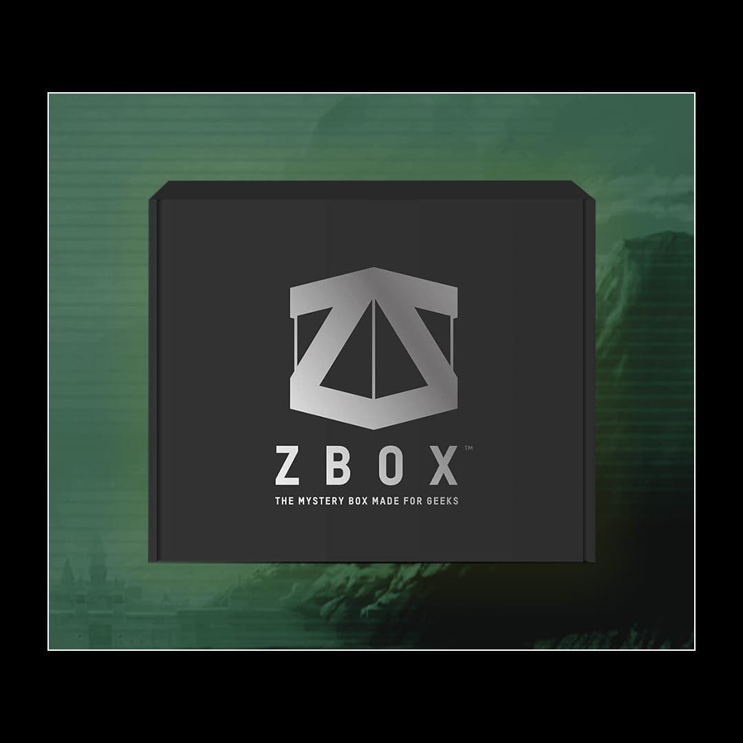 Caja Especial Zelda con 5 artículos por 32,99 € + camiseta Zelda de edición limitada gratis