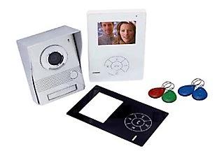 Videoportero CHACON con pantalla a color de 4