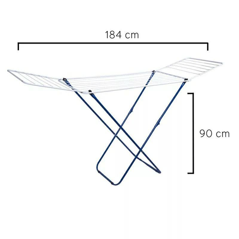 Tendedero Oryx Plegable Metálico Con Alas. (PLAZA) Envío desde España
