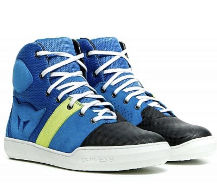 Solo talla 44 zapatos para moto Dainese York Air, Zapatos