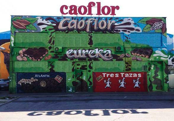¡Visita gratis la Fábrica de Chocolate de Pinto!