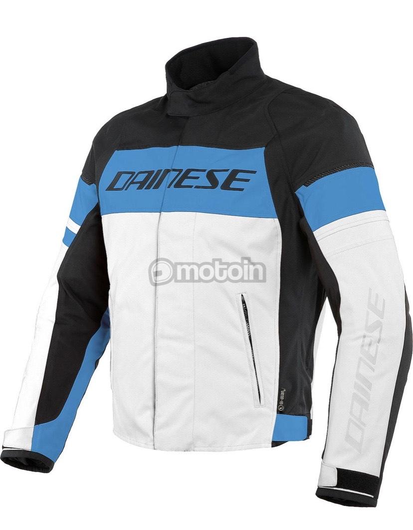Dainese Saetta, chaqueta textil D-Dry