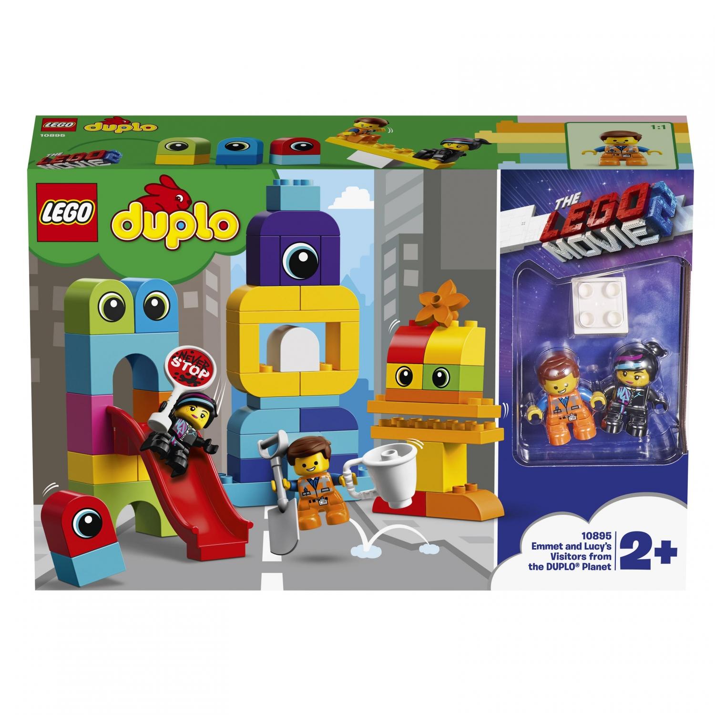 Lego Duplo Emmet y Lucy solo 13.5€