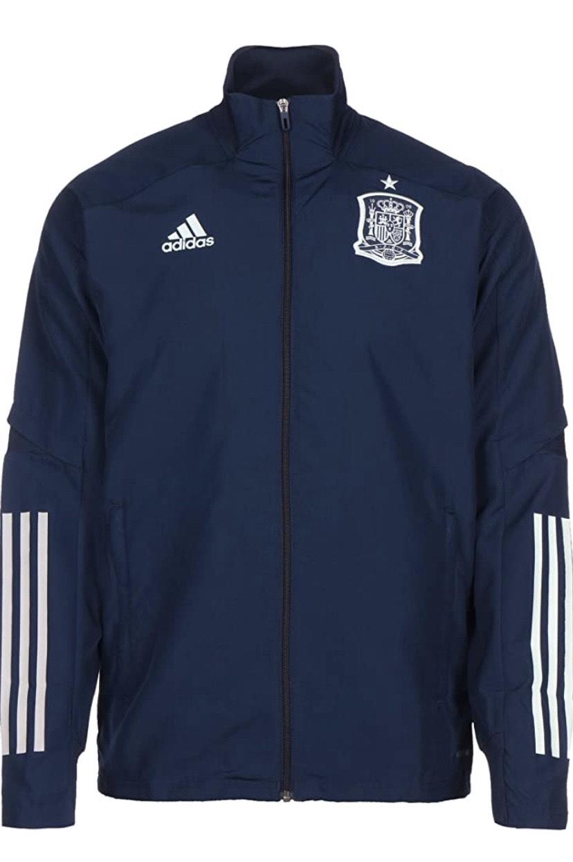Talla M chaqueta adidas Fef Pre Jkt