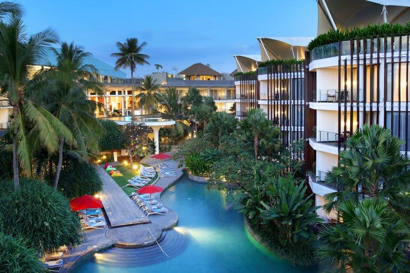HOTEL en Bali, Le Méridien Bali Jimbaran *5 estrellas*