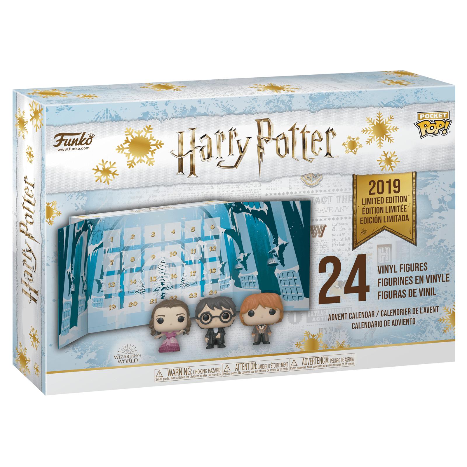 Calendario Adviento Harry Potter 2019 - Funko pop